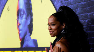 FILE PHOTO: Regina King arrives at the premiere of the HBO series Watchmen in Los Angeles, California, U.S., October 14, 2019.