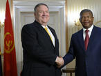 Pompeo touts US investment as alternative to Chinese loans on Africa trip