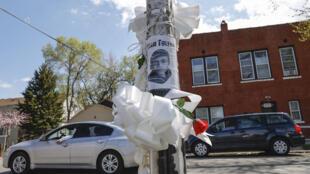 Adam Toledo memorial
