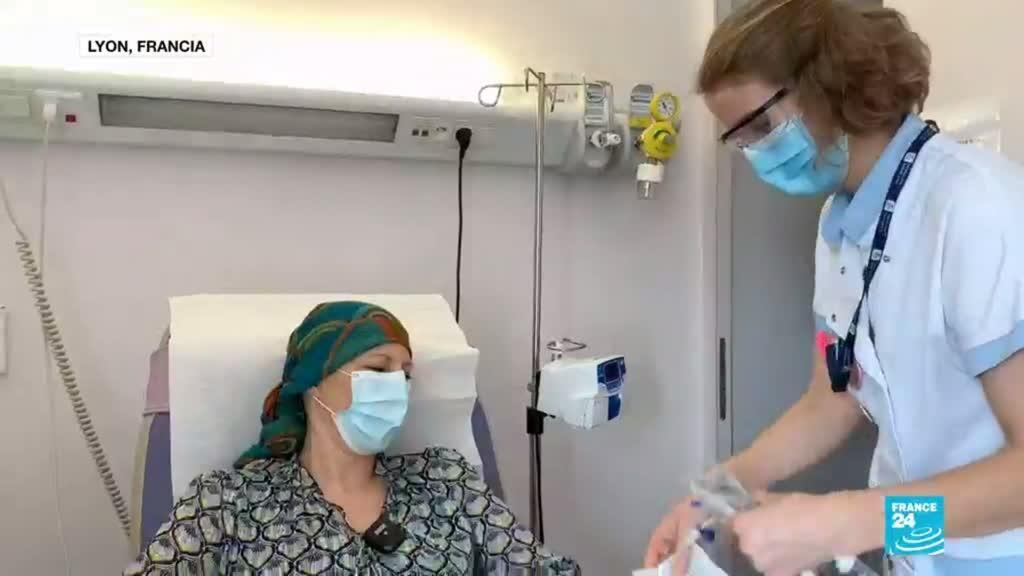 2021-02-04 12:36 Pacientes oncológicos están evitando asistir a centros hospitalarios por miedo al Covid-19