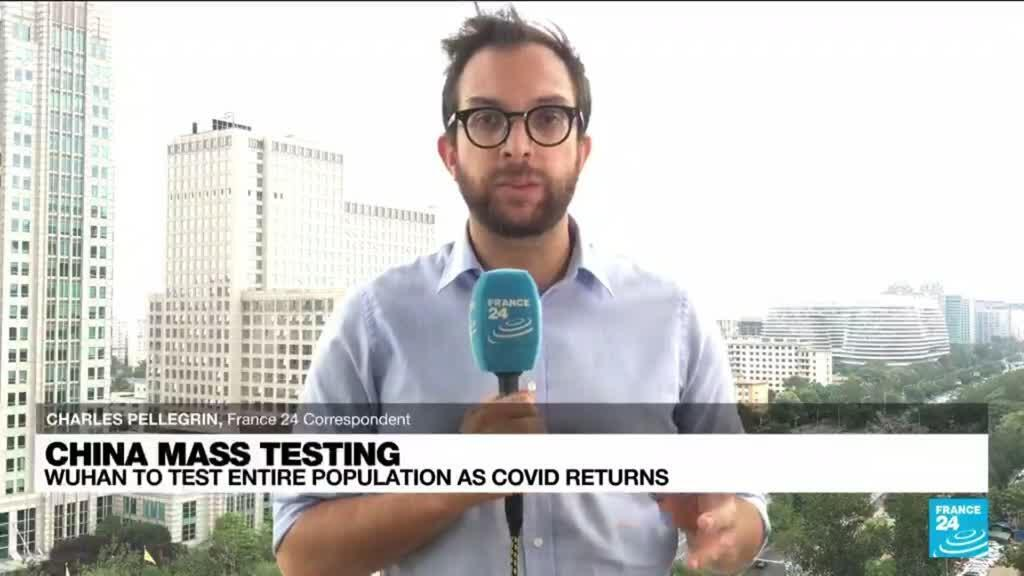 2021-08-03 11:01 China's Wuhan to test 'all residents' as Covid-19 returns