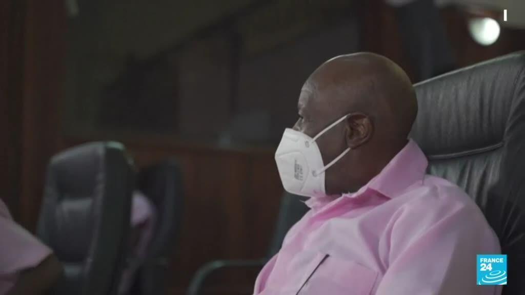 2021-09-20 19:07 La Justicia de Ruanda condenó a 25 años de prisión a Paul Rusesabagina
