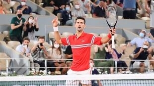 Roland-Garros 2021 djokovic
