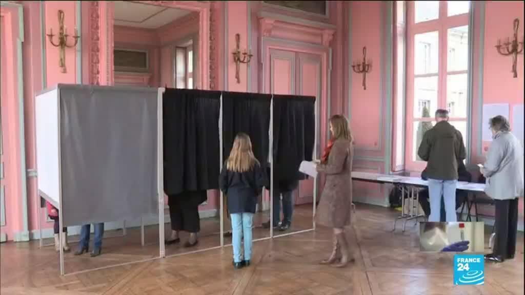2020-03-12 15:05 Coronavirus en France : les bureaux de vote soumis à des mesures strictes lors des municipales