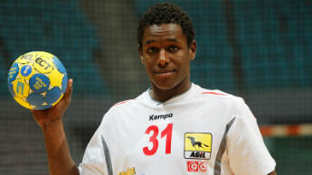 Wael Jallouz, le plus grand espoir du handball tunisien