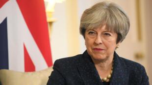 La primera ministra del Reino Unido, Theresa May, sufrió un duro golpe por parte de los conservadores.
