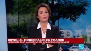 """2020-03-15 20:31 Coronavirus en France : """"Importance et nécessité de faire confiance aux scientifiques"""""""