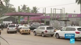 África 7 Días Liberia combustible