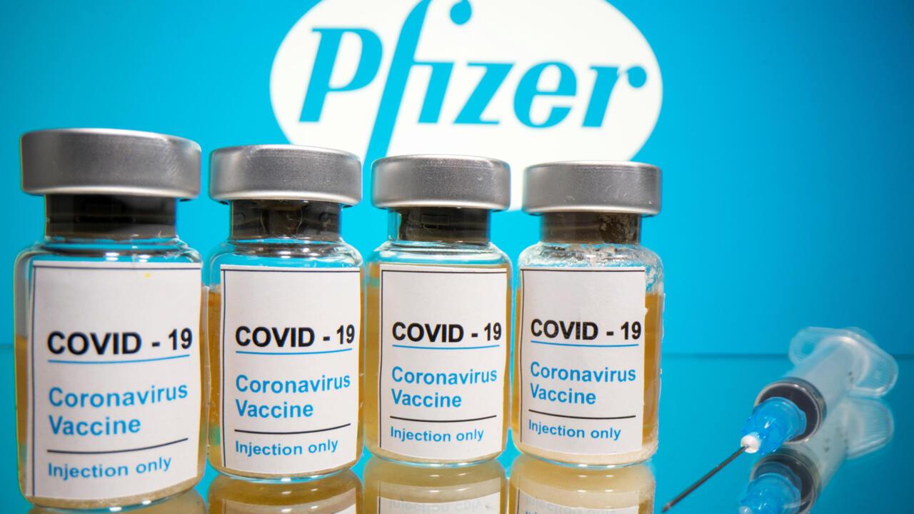 """Covid-19: Pfizer y BioNTech anuncian una posible vacuna con """"eficacia del  90%"""""""