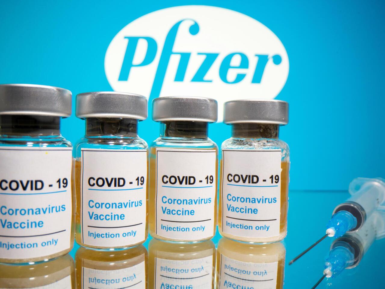 """Covid-19 : Pfizer et BioNTech annoncent un candidat-vaccin """"efficace à 90 %"""""""