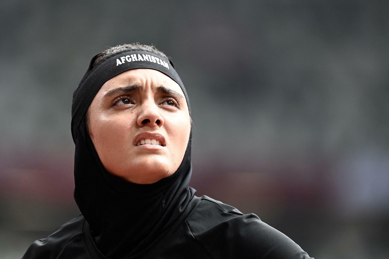 JO Tokyo sport afghanistan