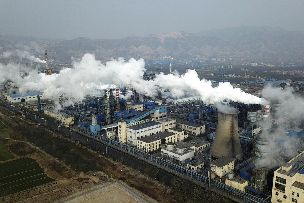 Chine charbon