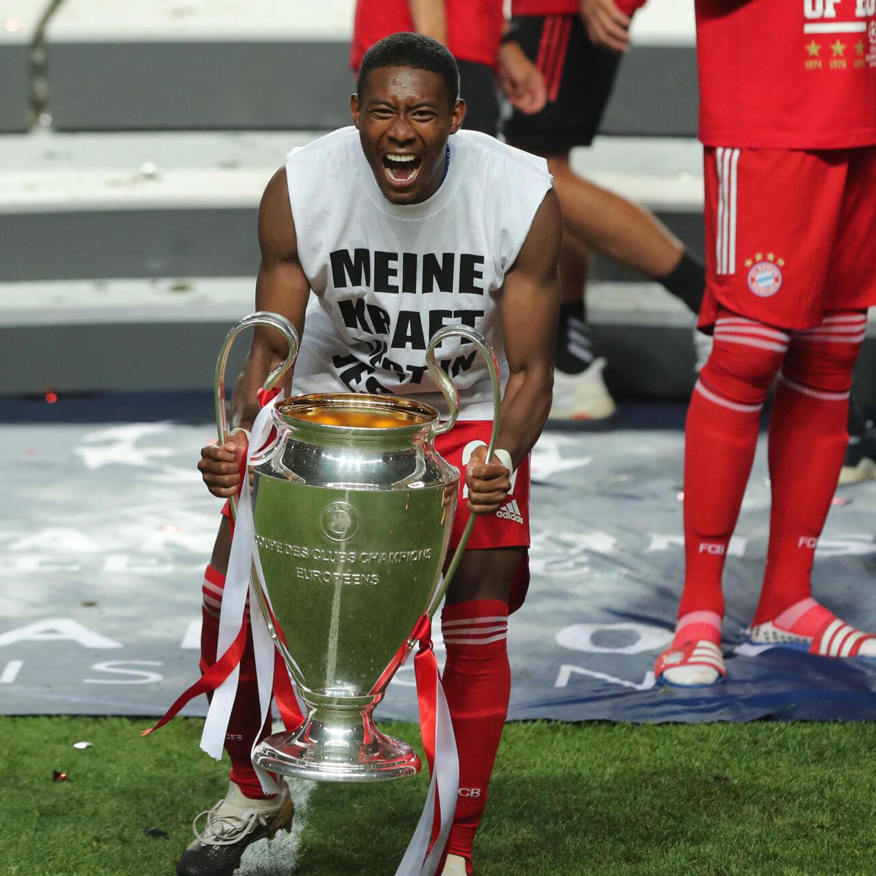Bayern Munich Fight To Keep Hold Of Champions League Winning Squad France 24