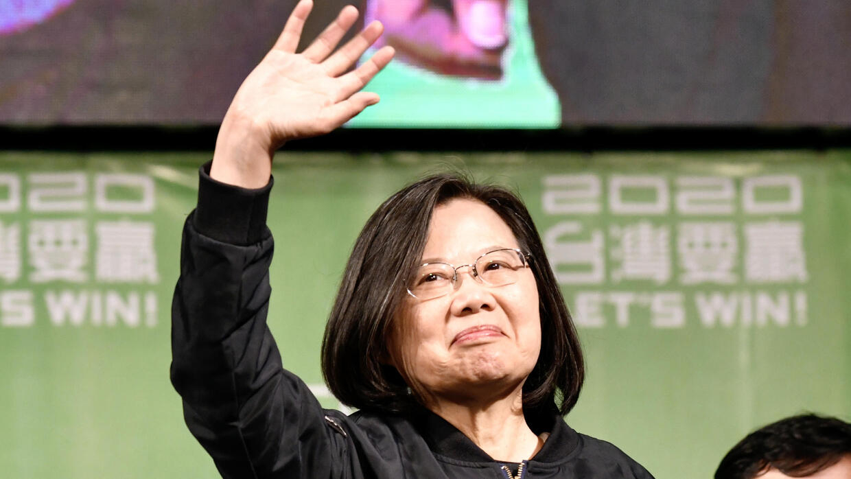 Taiwan 'already independent', president warns China