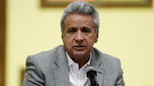 El presidente de Ecuador, Lenín Moreno, anunció que su país dejará de ser garante del proceso de paz entre el gobierno de Colombia y la guerrilla del ELN.