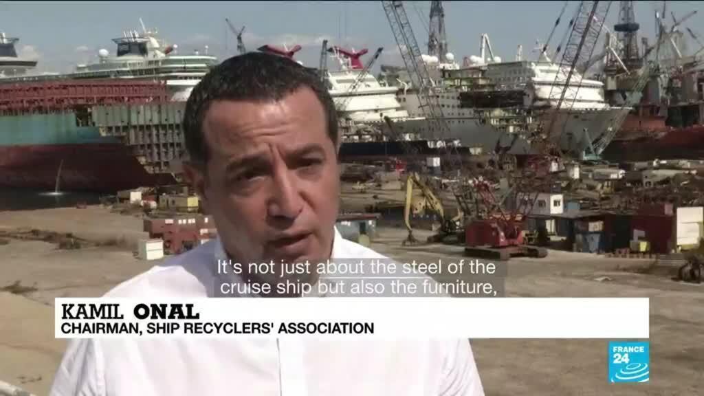 2020-10-05 13:17 Coronavirus pandemic: Hard-hit cruise operators sending vessels to be scrapped