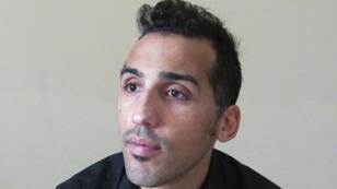 Le footballeur franco-algérien Zahir Belounis