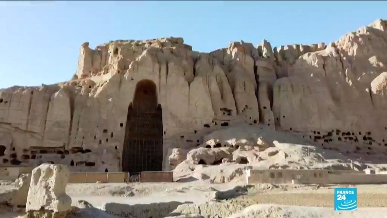Guimet Museum in Paris brings Bamiyan Buddhas back to life, 20 years on