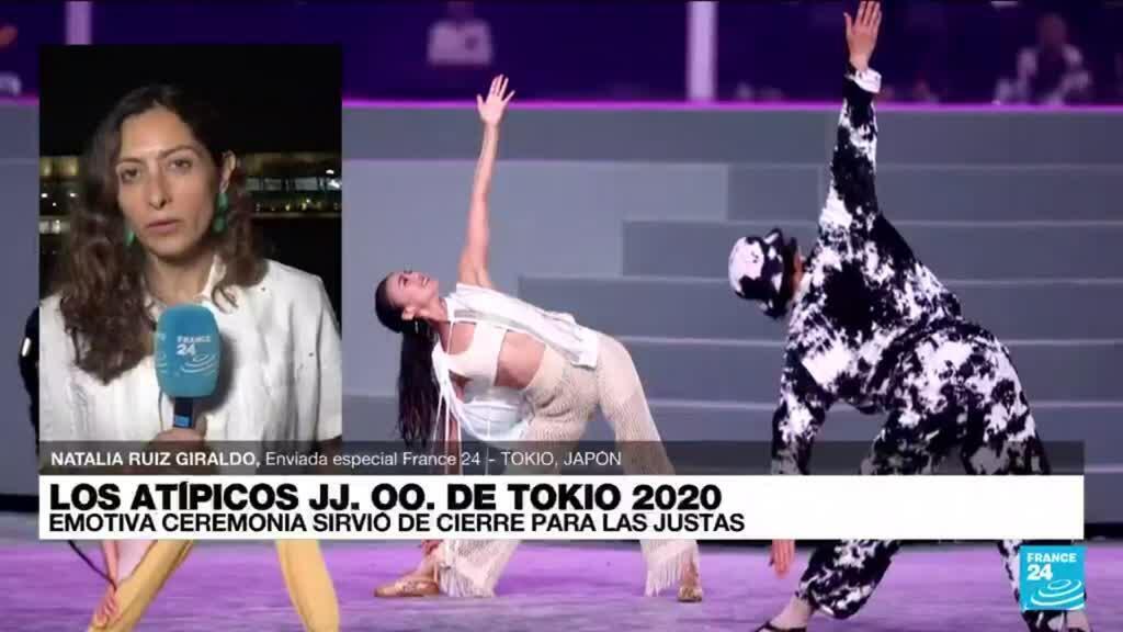 2021-08-08 19:01 Informe desde Tokio: al cierre de estos JJ. OO., París tomó el relevo para recibir los de 2024