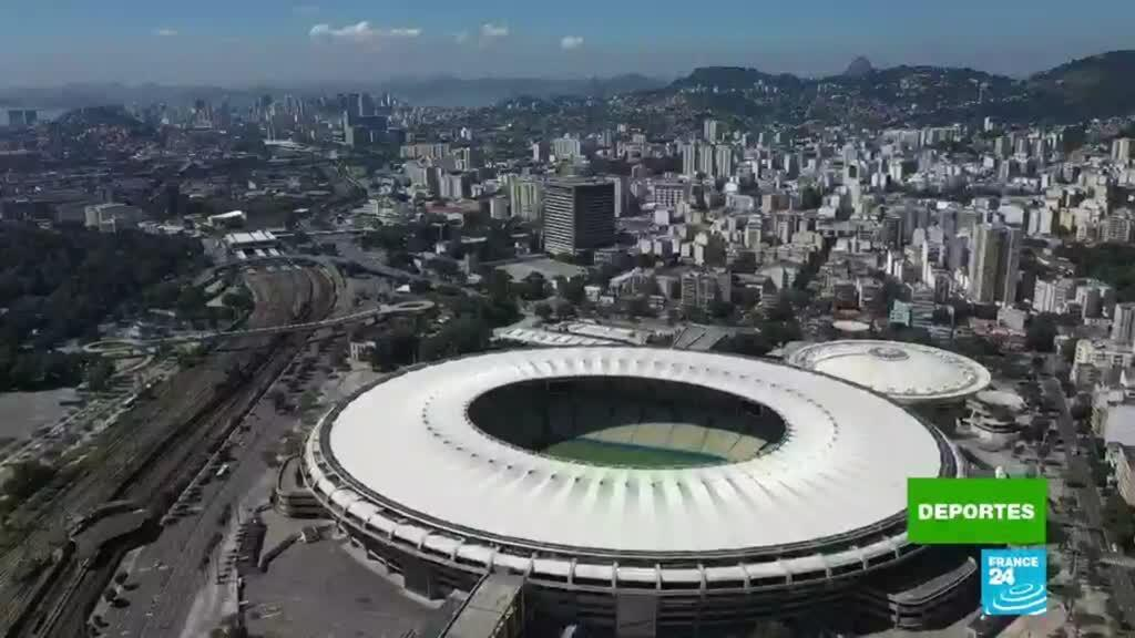 2021-01-29 00:15 El Palmeiras y el Santos se disputan la final de la Copa Libertadores en un Maracaná sin público