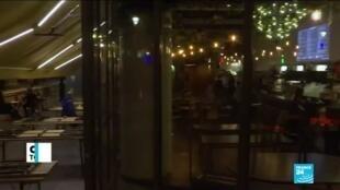 2020-09-30 10:09 Paris nightlife faces renewed restrictions as city teeters on brink