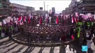 2021-02-16 05:09 Crise au Yémen : les combats s'intensifient au nord du pays
