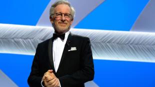 Steven Spielberg est bouillant.