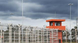 Le Brésil abrite la troisième plus grosse population carcérale au monde, avec 726712 prisonniers enregistrés en juin2016.