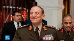رئيس الأركان المصري الأسبق وزعيم حزب مصر العروبة الديمقراطي سامي عنان.