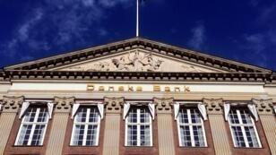 """مقر """"دانسكي بانك"""" في كوبنهاغن"""