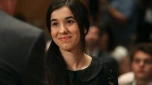 ناديا مراد باسي طه، الإيزيدية البالغة من العمر 23 عاما