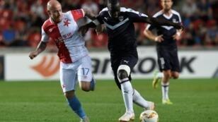 Bordeaux s'est incliné 1-0 face au Slavia Prague jeudi 20 septembre en Ligue Europa