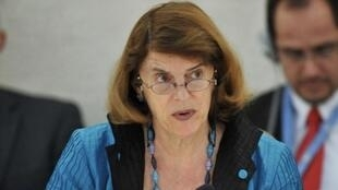 Judge Mary McGowan Davis is now head of the UN inquiry into Israel's Gaza offensive