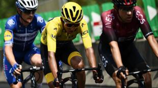 La 20e étape du Tour de France a permis à Egan Bernal de consolider son maillot jaune.
