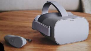 L'Oculus Go, présenté par Facebook le 11 octobre.