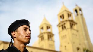 Les chrétiens coptes sont régulièrement la cible d'attaques en Égypte.
