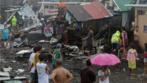 Les Philippines frappées par un typhon, des dizaines de milliers de personnes évacuées