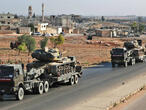 "Un convoi turc attaqué en Syrie, Ankara condamne ""fermement"""