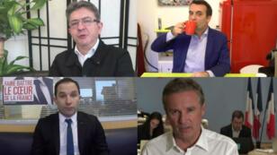 Plusieurs candidats et soutiens de candidats à l'élection présidentielle française ont lancé leurs propres chaînes sur YouTube.