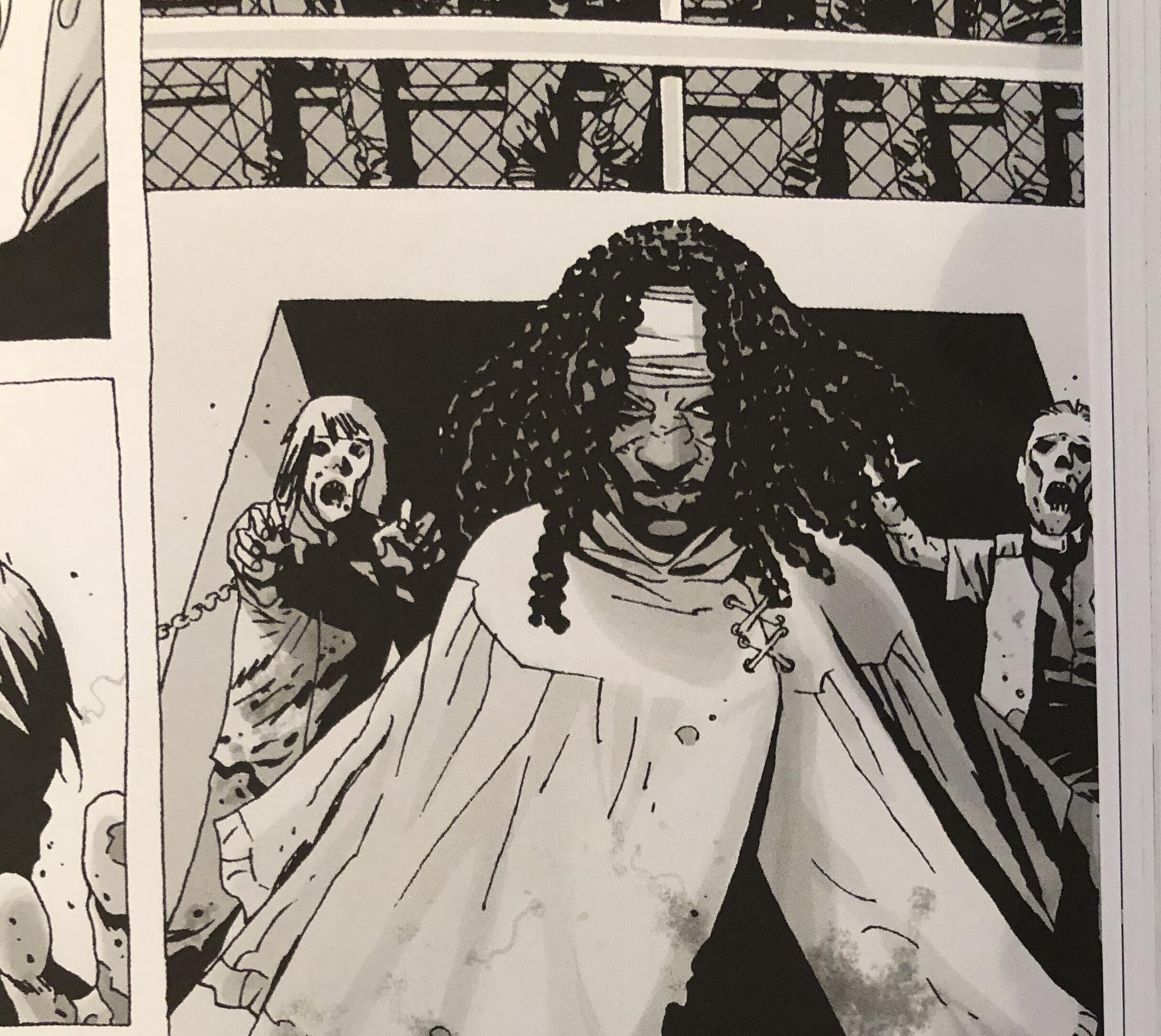 """Walking Dead"" - Editions Delcourt"