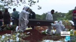 2021-04-16 01:04 Brasil: las muertes superan los nacimientos en 12 ciudades
