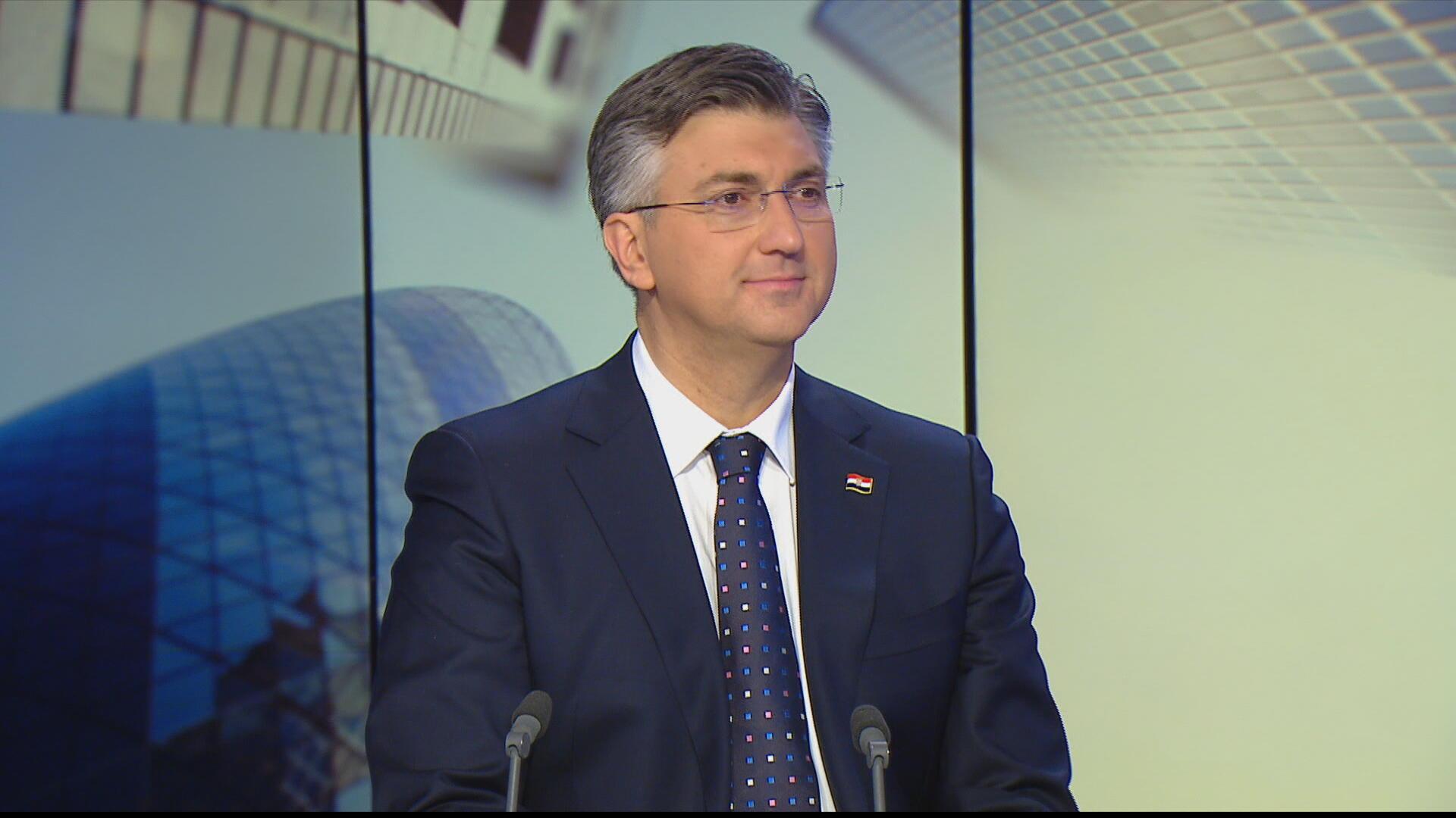 Andrej Plenkovic, Premier ministre croate