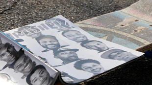 The September 2020 issue of the skate magazine Thrasher, which features portraits of 32 Black skaters as it pushes back against an image of whiteness in the sport