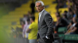 Vahid Halilhodžić avait démissionné de ses fonctions d'entraîneur du FCNantes début août2019.