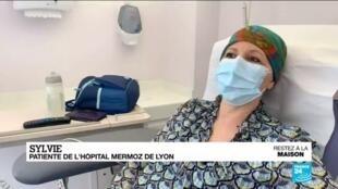 2020-05-05 14:34 Au temps du coronavirus, l'inquiétude des patients des services d'oncologie
