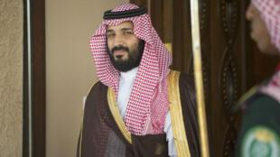 Le prince héritier Mohammed ben Salmane, à Riyad, en avril 2017.