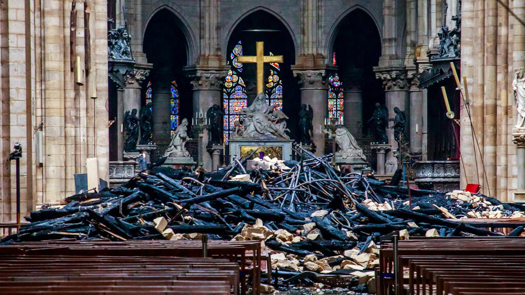 Can Notre-Dame rise from the ashes with 3D printing?