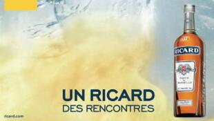 """La campagne """"Un Ricard. Des rencontres"""" condamnée en justice."""