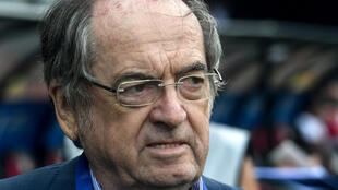 Noel Le Graet was elected French Football Federation president in 2011