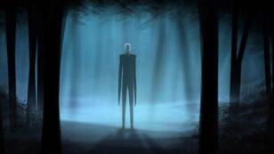 Le Slender Man vu par l'artiste Nick Tyrell.
